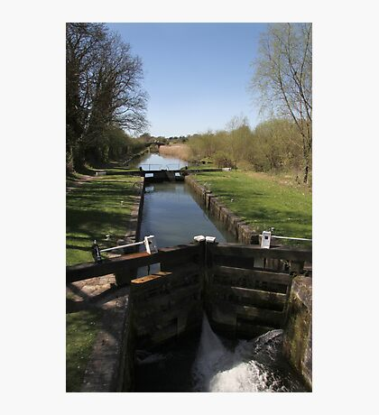 Lock By The Bridge - Bedwin Photographic Print