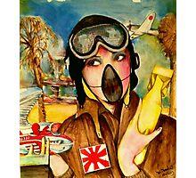 Capt Strangelove  Photographic Print