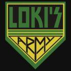 Loki's ARMY by herogear