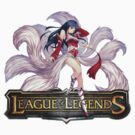League of Legends - Ahri by falcon333
