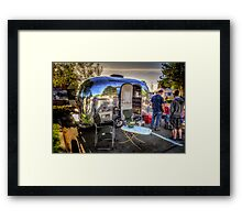 Small And Shined Framed Print