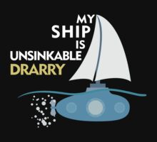 My Ship is unsinkable - Drarry by JudithzzYuko