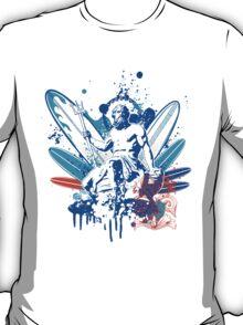 poseidon surfer 4  T-Shirt