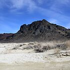"""The Black Rock"",Black Rock Desert,Gerlach,NV USA by Anthony & Nancy  Leake"