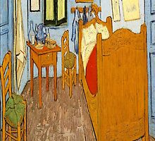 Van Gogh's Room by buucos