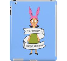 Louise iPad Case/Skin