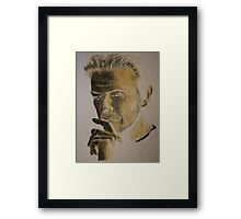 colours by guesswork Framed Print