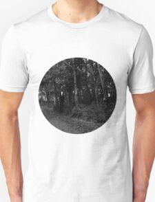 Where's Slenderman? Unisex T-Shirt