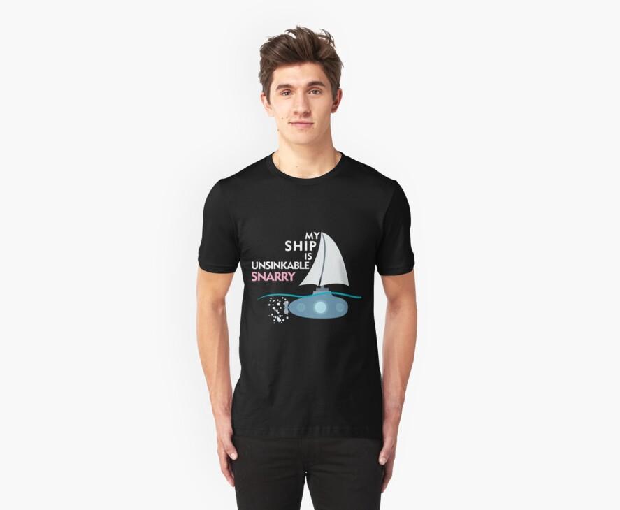 My Ship is unsinkable - Snarry by JudithzzYuko