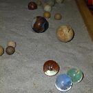 Antique Marbles by WildestArt