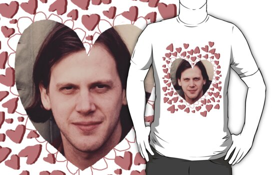 heart shaped jeff mangum  by gastbees