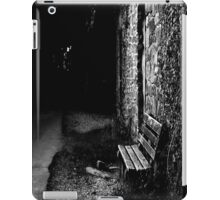 Empty Chair iPad Case/Skin