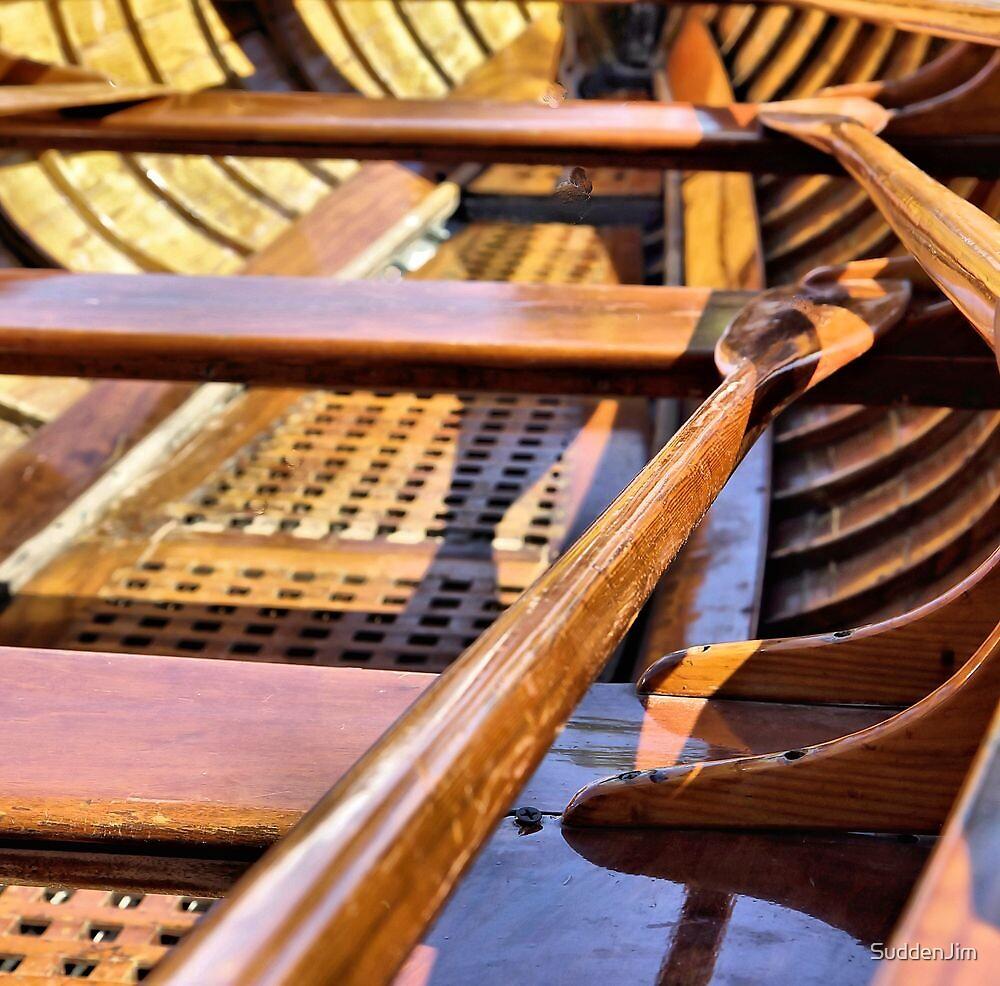 Row, Row, Row Your Boat by SuddenJim