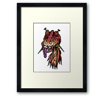 Shrunken Jar-Jar Framed Print