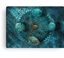 Time Thief III Canvas Print