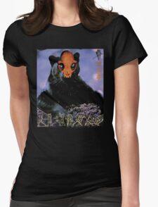 JUNGLECAT TECHNIQUE MIXTAPE COVER ART T SHIRTS N STUFF Womens Fitted T-Shirt