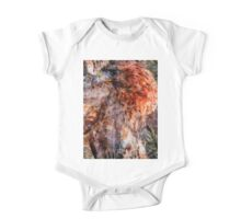 Designs Inspired By Nature: Red Tailed Hawk One Piece - Short Sleeve