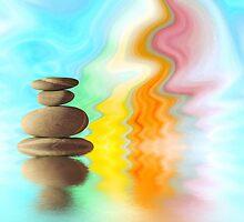 Stones Polychromatic by kvvpst