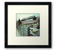 Country Living Framed Print