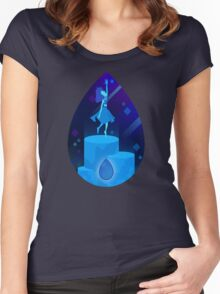 Steven Universe - Lapis Lazuli Women's Fitted Scoop T-Shirt