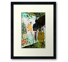 A Childs Life Framed Print
