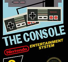 Nes - The Console by Mixtape