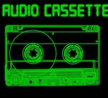 Audio Cassette by Mixtape