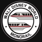 WDW Monorail Red by AngrySaint