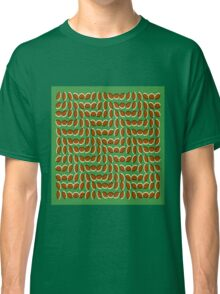 Leaves Illusion Classic T-Shirt