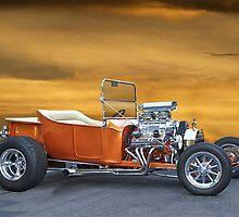 1923 Ford Model T Roadster Pick-Up by DaveKoontz