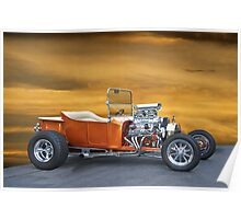 1923 Ford Model T Roadster Pick-Up Poster