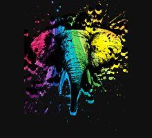 Rainbow Bull Elephant Unisex T-Shirt