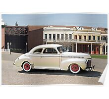 1941 Cheverolet Business Coupe Poster