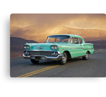 1958 Chevrolet Delray Canvas Print