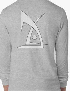 Deus EX logo no text black Long Sleeve T-Shirt