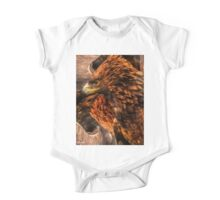 Designs Inspired By Nature: Golden Eagle One Piece - Short Sleeve
