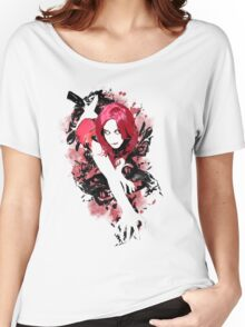 Redheaded Corset Women's Relaxed Fit T-Shirt