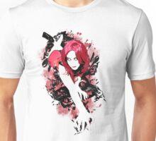 Redheaded Corset Unisex T-Shirt