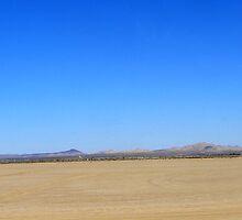 Desert and Sky by Piero