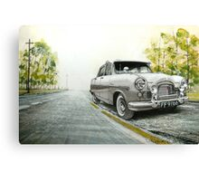 From West to East Canvas Print
