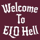 ELO Hell - For Dark Colours by LucieDesigns