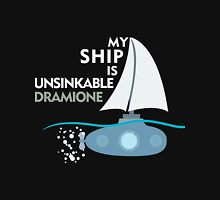 My Ship is unsinkable - Dramione Unisex T-Shirt