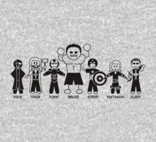 The Family That Avenges Together T-Shirt