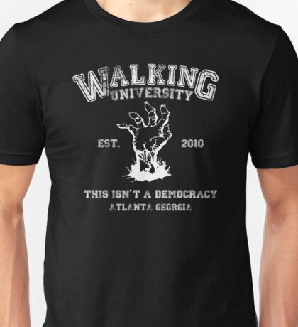 Walking University Unisex T-Shirt