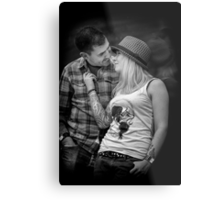 The Look Of Love Metal Print