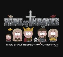 Park of Thrones T-Shirt