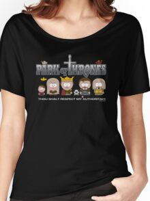 Park of Thrones Women's Relaxed Fit T-Shirt