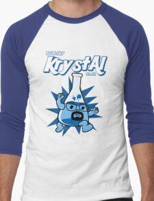 Krystal  Men's Baseball ¾ T-Shirt