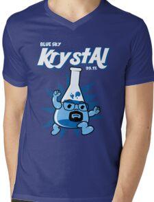 Krystal  Mens V-Neck T-Shirt