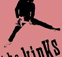 The Kinks Dave Davies by Adobim